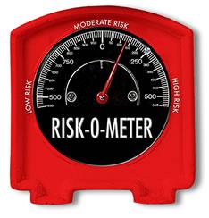 risk-O-meter