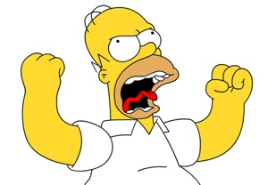 Ranting-Homer