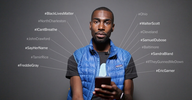[Image of DeRay from NY Times]